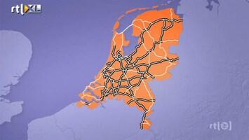 RTL Nieuws Massale verbreding van snelwegen