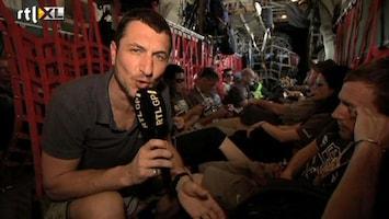 RTL GP: Dakar 2011 Labrie verplaatst zich tijdens Dakar - dag 1