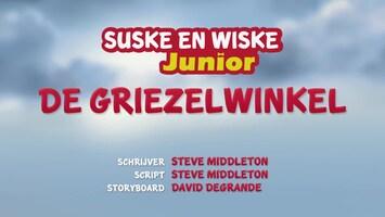 Suske En Wiske Junior - De Griezelwinkel