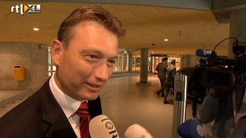 RTL Nieuws Zijlstra: Meerderheid Eerste Kamer pas later aan de orde