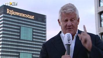 RTL Nieuws Raadsel rond trillingen Rijkswaterstaatgebouw opgelost