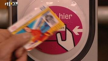 RTL Nieuws Einde met geklungel rond ov-chipkaart?