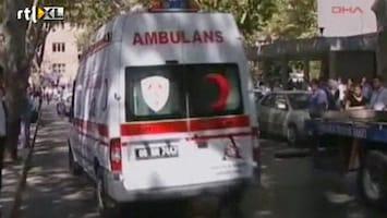 RTL Nieuws Doden bij bomaanslag Ankara