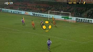 RTL Voetbal: Jupiler League Afl. 10
