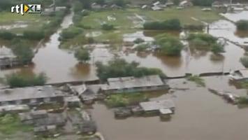 RTL Nieuws Grote overstroming in Rusland