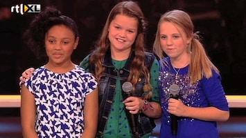 The Voice Kids - Irene Vs Des'ray Vs Lynn - Borderline