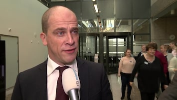 RTL Nieuws: Samsom over tweet Katwijkse collega: 'Gestoord' (fragment)