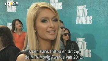 RTL Boulevard MTV Movie Awards