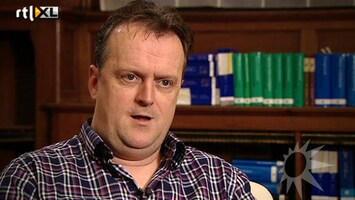 RTL Boulevard Interview Richard Korver over Robert M.
