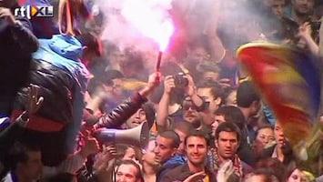 RTL Nieuws Barça viert behale finale