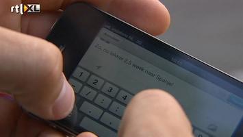 RTL Nieuws Social media checken loont niet voor dieven
