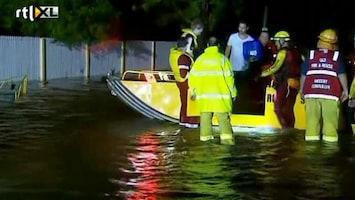 RTL Nieuws Australië kampt nog steeds met overstromingen