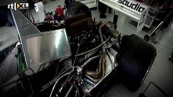 Rtl Gp: Formule 1 - Nico Rosberg Over De Monocoque