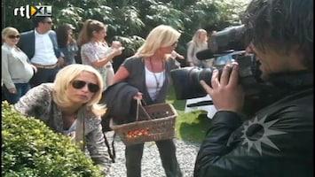 RTL Boulevard Eieren zoeken op Danie Bless Lente Event 2