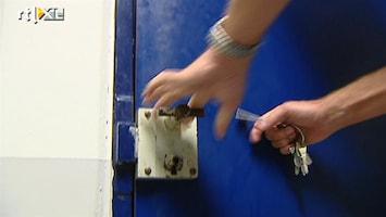 RTL Nieuws Flinke bezuiniging op gevangenissen