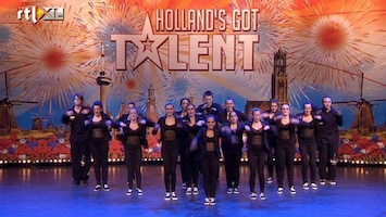 Holland's Got Talent Influencezone (dans)