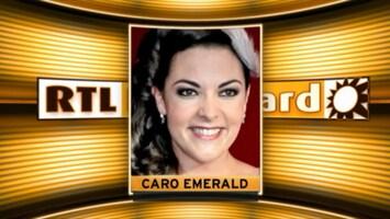 RTL Boulevard Bijzondere plannen Caro Emerald
