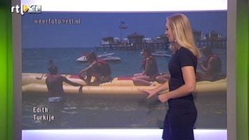 RTL Weer Vakantie Update 10 juli 2013 12:00 uur