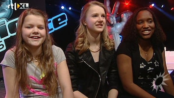 RTL Boulevard The Voice Kids on tour