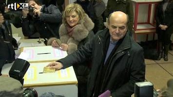 RTL Nieuws Exitpolls: Bersani wint verkiezingen Italïe