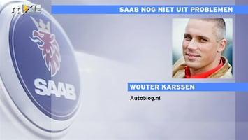 RTL Z Nieuws Wouter Karssen, Autoblog: dit gaat Saab op termijn klanten kosten