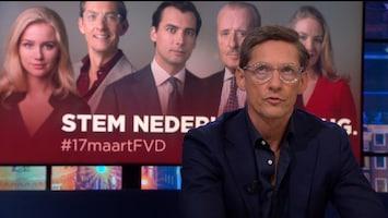 BEAU: Joost Eerdmans blikt terug op chaos bij FvD (fragment)