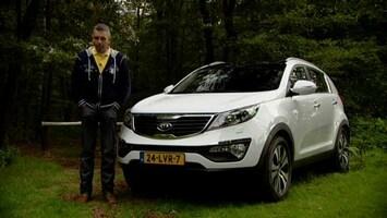 RTL Autowereld Kia Sportage