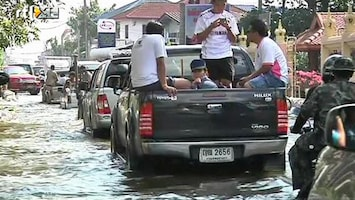 RTL Nieuws Bangkok loopt volledig onder