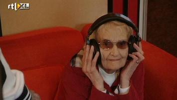 Ik Ben Saunders - Ben Zijn Oma