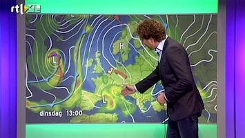 RTL Nieuws Dennis Wilt: regen Zuid-Europa blijft