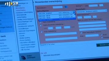 RTL Nieuws Vier Belgen opgepakt om hacken bankrekeningen