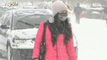 RTL Nieuws China getroffen door winters noodweer