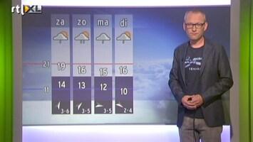 RTL Weer Buienradar Update 21 juni 2013 16:00 uur