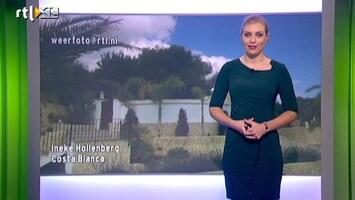 RTL Weer Buienradar vrijdag 6 september 2013 12.00 uur