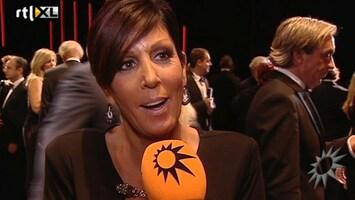 RTL Boulevard Musical Hij Gelooft In Mij stijlvol in première