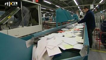 RTL Nieuws Postbezorging op maandag al dit najaar geschrapt