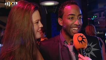 RTL Boulevard GTST-actrice 'Ricky' verliefd op danser