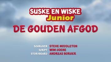 Suske En Wiske Junior - De Gouden Afgod