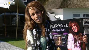 RTL Boulevard Gouden plaat Glennis Grace