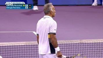 Afas Tennis Classics - Uitzending van 03-10-2010
