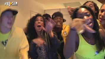 The Ultimate Dance Battle Eerste blik in de TUDB crib