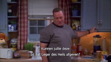The King Of Queens Sight gag