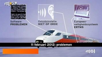 RTL Nieuws Tien jaar Fyra-fail