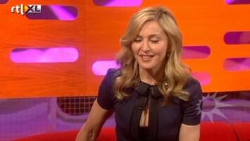 RTL Boulevard Madonna bij Graham Norton