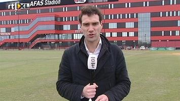 RTL Nieuws Hooligan Ajax-AZ heeft een stadionverbod