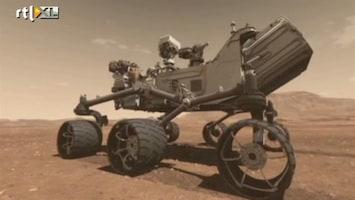 RTL Nieuws NASA wil tweede curiosity op mars