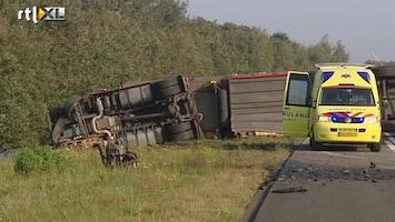 RTL Nieuws Dodelijk ongeluk op A73