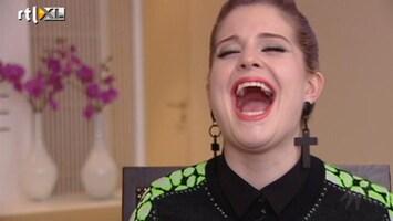 RTL Boulevard Kelly Osbourne schrok zich apezuur van attaque
