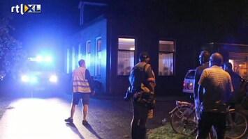 RTL Nieuws Boom valt op camper, meisje dood
