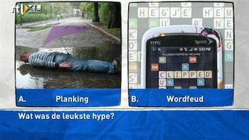 Wat Vindt Nederland? - Kan Planking Bij Wordfeud?